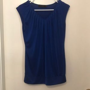 The Limited electric blue work top!
